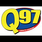 Q97 97.3 FM United States of America, Redding