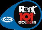 ROCK 101 GUADALAJARA 100.3 FM Mexico, Guadalajara
