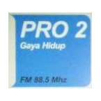 RRI Samarinda Pro 2 88.5 FM Indonesia, Samarinda