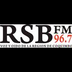 RSB FM - Radio San Bartolome 96.7 FM Chile, La Serena