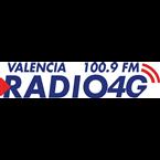 Radio 4G Valencia 100.9  Spain
