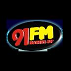 Rádio 91 FM 91.1 FM Brazil, Bariri