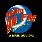 Radio 98 FM Brazil, Canoinhas