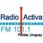 Radio Activa Florida 101.1 Uruguay