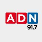ADN Radio Chile 91.7 FM Chile, Santiago de los Caballeros
