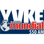 Mundial Radio 550 AM Venezuela, Caracas
