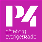 P4 Göteborg 101.9 FM Sweden, Gothenburg