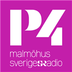 P4 Malmöhus 102.0 FM Sweden, Malmö