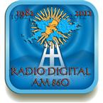 Radio Digital AM 860 AM Argentina, Lanús