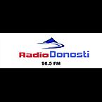 Radio Donosti 98.5 FM Spain, San Sebastián