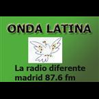 Onda Latina 87.6 FM Spain, Madrid