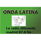 Onda Latina 87.6 FM Spain, Madrid