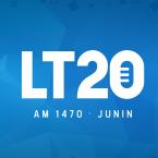 Radio Junin LT20 1470 AM Argentina, Junin