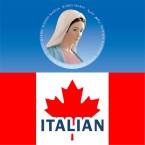 Radio Maria Canada- italian Canada, Montreal