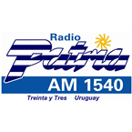 Radio Patria AM1540 1540 AM Uruguay, Treinta y Tres