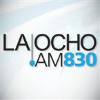 La Ocho 830 AM Argentina, Rosario