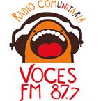 Radio Voces La Rioja 87.7 FM Argentina, La Rioja