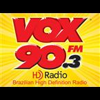 Rádio Vox 90 FM 90.3 FM Brazil, Americana