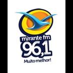 Rádio Mirante FM 96.1 FM Brazil, São Luís