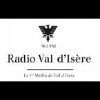 Radio Val d'Isère 96.1 FM France, Val d'Isère