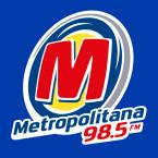 Rádio Metropolitana FM (São Paulo) 98.5 FM Brazil, São Paulo