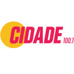 Radio Cidade JF 100.1 FM Brazil, Juiz de Fora