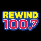 Rewind 100.7 100.7 FM USA, Woodruff