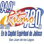 RITMO 94.9 FM 720 AM Mexico, San Juan de los Lagos