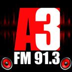 Rádio A3 FM 91.3 91.3 FM Brazil, Fortaleza