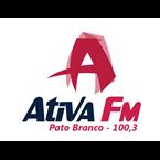 Rádio Ativa FM 100.3 FM Brazil, Pato Branco