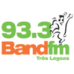 Rádio Band FM (Três Lagoas) 93.3 FM Brazil, Tres Lagoas