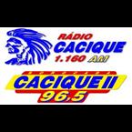 Rádio Cacique AM 1160 AM Brazil, Sorocaba