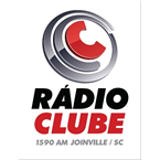 Rádio Clube (Joinville) 1590 AM Brazil, Joinville