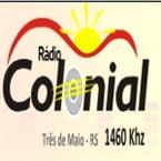 Rádio Colonial 1460 AM Brazil, Porto Alegre