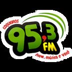 Rádio Coqueiros FM 95.3 FM Brazil, Sobral