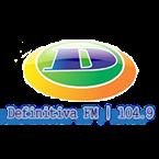 Rádio Definitiva FM 104.9 FM Brazil, Bataguassu