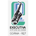 Rádio Executiva 92.7 FM Brazil, Goiânia