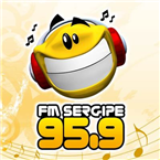 Rádio FM Sergipe 95.9 FM Brazil, Aracaju