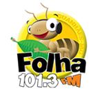 Rádio Folha FM 101.3 FM Brazil, Belo Horizonte