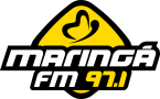 Rádio Maringá FM 97.1 FM Brazil, Maringá