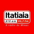 Rádio Itatiaia (Belo Horizonte) 95.7 FM Brazil, Belo Horizonte