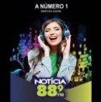 Rádio Notícia FM 88.9 FM Brazil, Americana