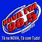 Rádio Nova FM (Goiana) 98.5 FM Brazil, Recife