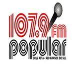 Rádio Popular FM (Cruz Alta) 107.9 FM Brazil, Cruz Alta