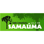 Rádio Samaúma FM 104.9 FM Brazil, Porto Velho