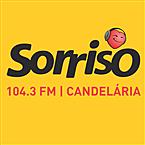 Rádio Sorriso FM (Candelária) 104.3 FM Brazil, Candelaria