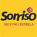 Rádio Sorriso FM 102.9 FM Brazil, Estrela
