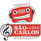 Rádio São Carlos FM 103.9 FM Brazil, Goiânia