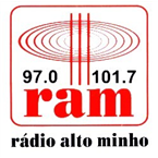 Radio Alto Minho 101.7 FM Portugal, Viana do Castelo