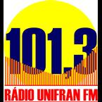 Rádio Unifran FM 101.3 FM Brazil, Franca